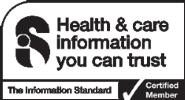 information standard member logo