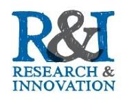 research and innovation logo