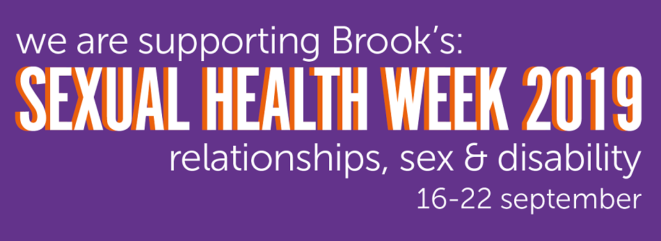 Sexual Health website banner