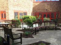 Ferndale Ward Outdoor space