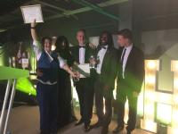 Balls win positive practice award