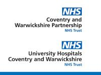 Joint logo uhcw